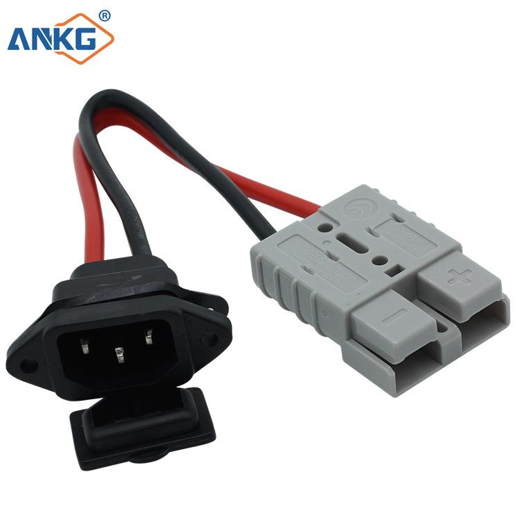 晟宏電子 SJ50 電動車接頭 蓄電池插頭 電線插頭  安德森插頭