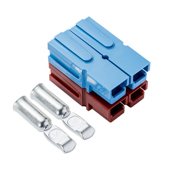 晟宏電子 SJ50 堆高機插頭    蓄電池充電插件 大電流工業連接器