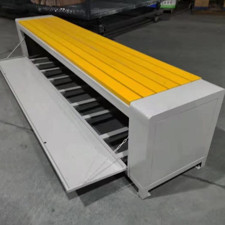 保潔員工具箱生產廠 格拉瑞斯供應環衛工保潔箱  街道多功能收納箱定制