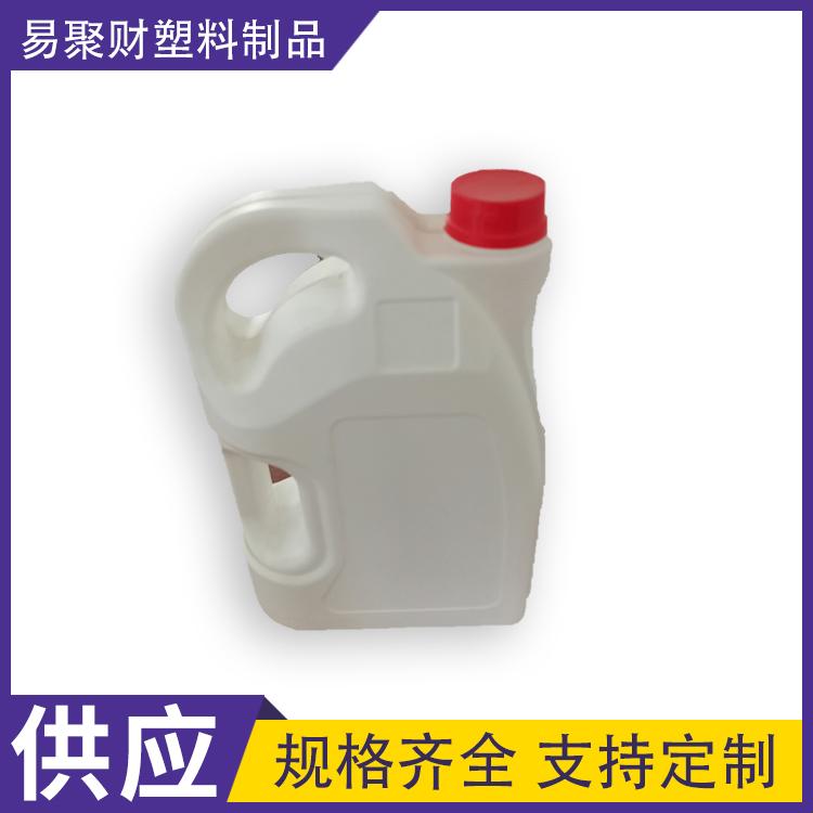 易聚財   4L防凍液桶 加厚4L機油桶 潤滑油原料桶