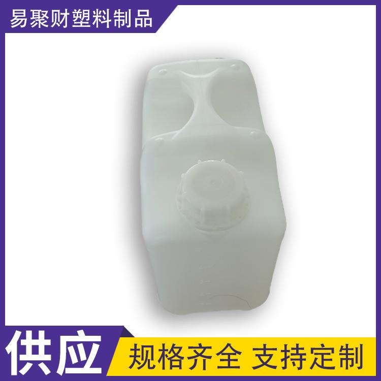 塑料桶 肥料桶 5L肥料桶  白透明肥料桶 大量供應  易聚財