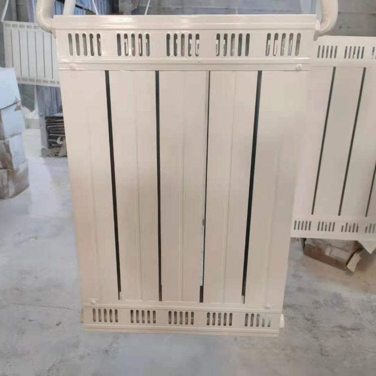 銅鋁復合散熱器 TLZY50*70工程散熱器 家裝散熱器 澤臣
