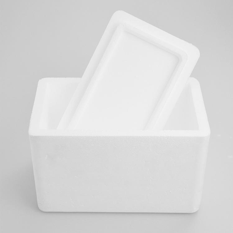 泡沫箱批發水果生鮮海鮮快遞打包保鮮箱電商快遞冷藏泡沫盒子