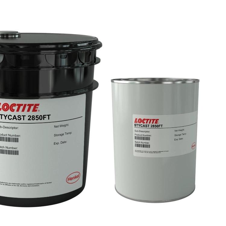 Henkel 2850FT CAT 27-1 導熱系數1.0W/(m-K)環氧灌封膠