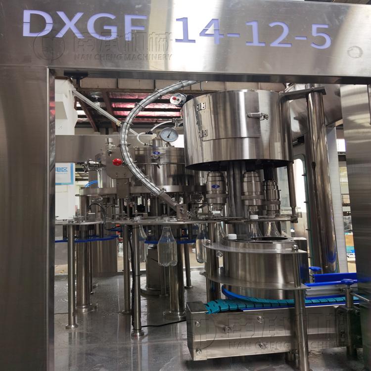 含氣飲料生產線 碳酸飲料灌裝機 雪碧灌裝生產線 南承