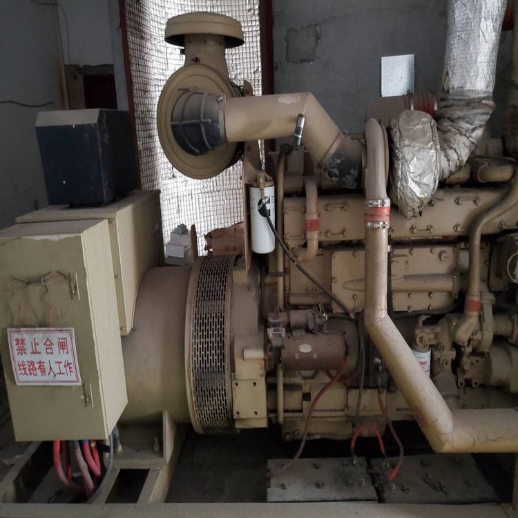 工廠閑置發電機回收 佛山順德區進口發電機組回收拆除 發電機回收公司