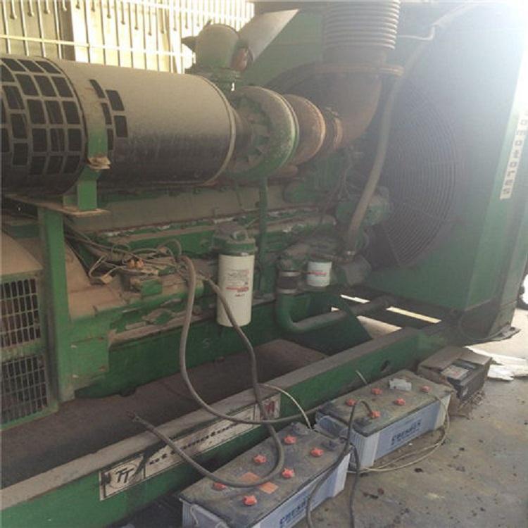 發電機回收廠家 珠海香洲區二手發電機評估拆除回收 一站式公司