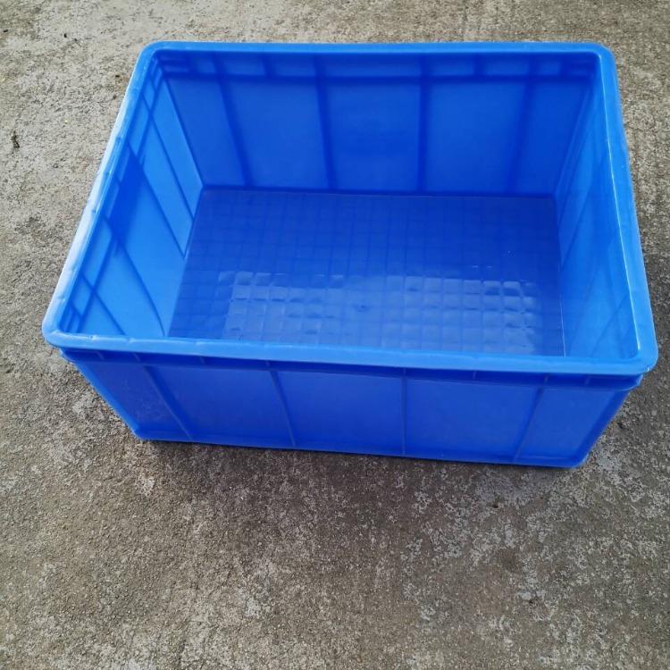 東莞優質塑料膠箱 塑料周轉箱 膠盆