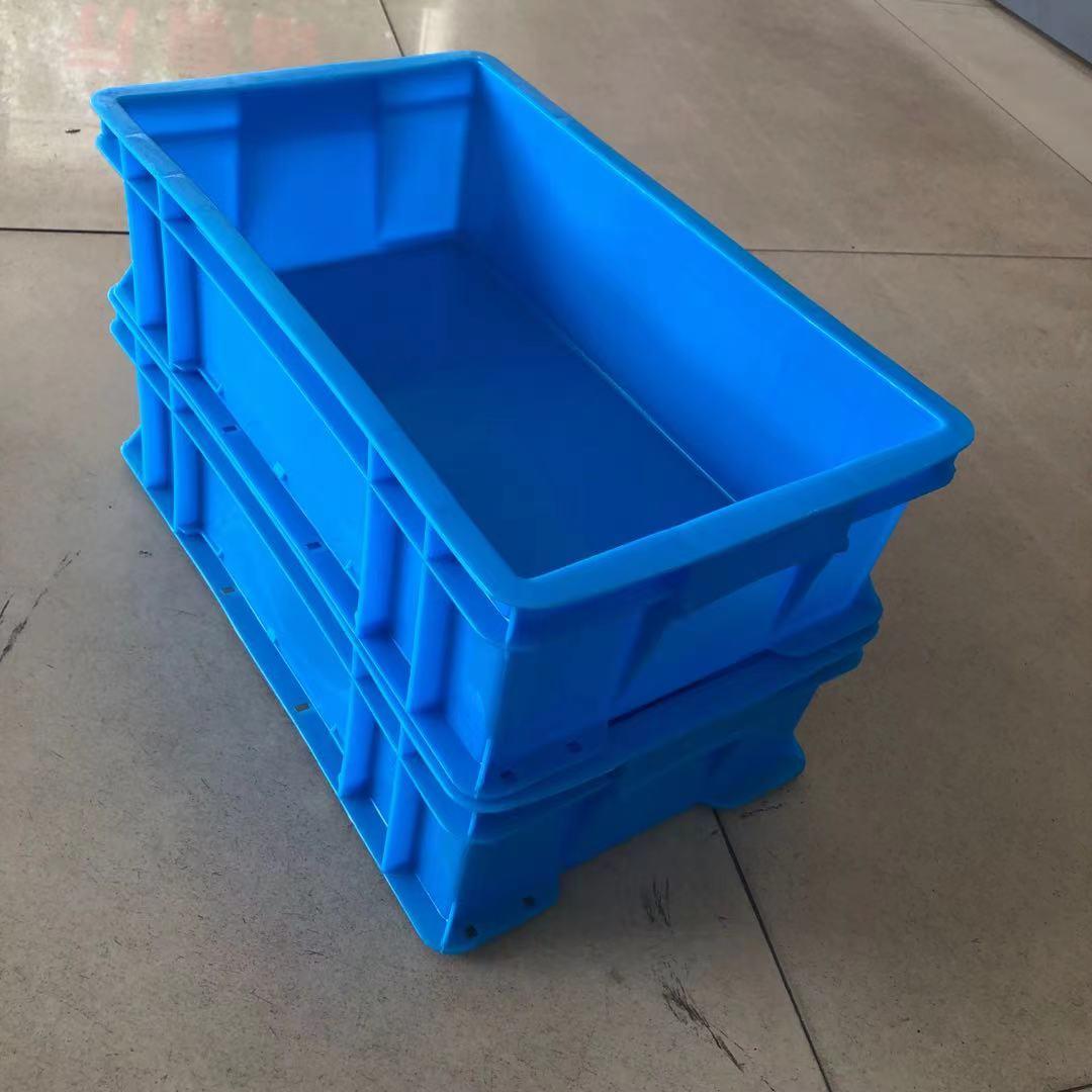 上海物豪塑料周轉箱400箱 零件箱批發價格