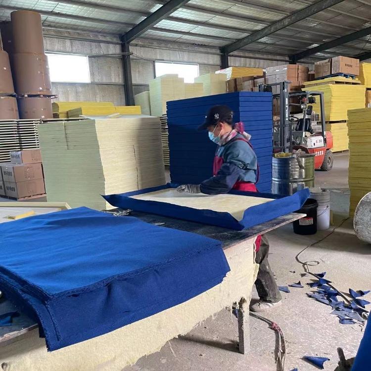 布藝軟包吸音板 軟包吸音板 布藝軟包吸音板 歐洛風 玻纖吸聲墻板