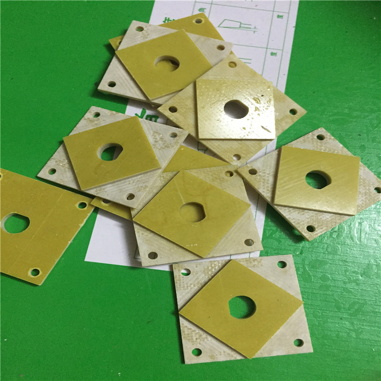 FR4玻纖板 電木板 耐高溫 玻璃纖維板 電工板 環氧樹脂隔熱板加工 興隆達廠家批發