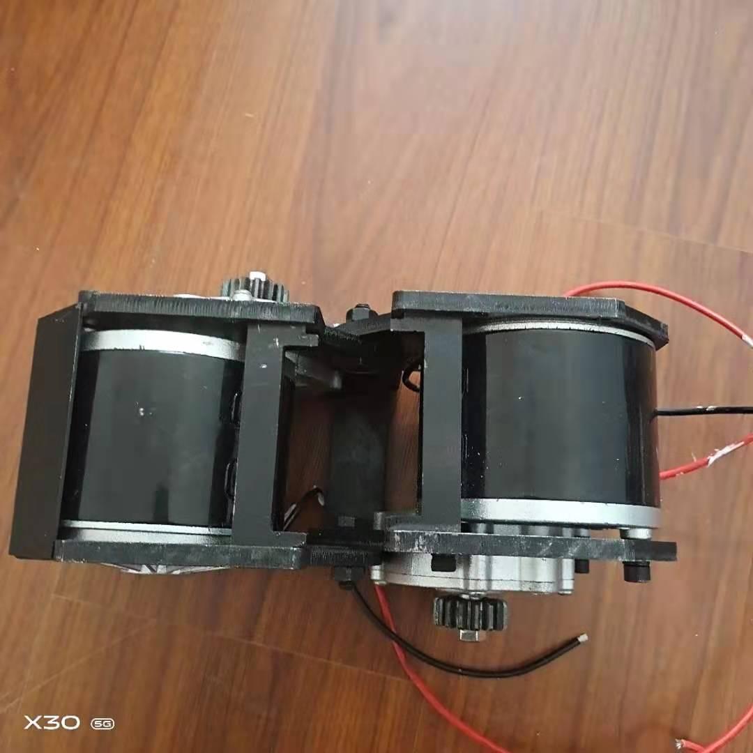騰拓 非標電動搬運車配件 小地牛配件 電驅動輪手柄電控