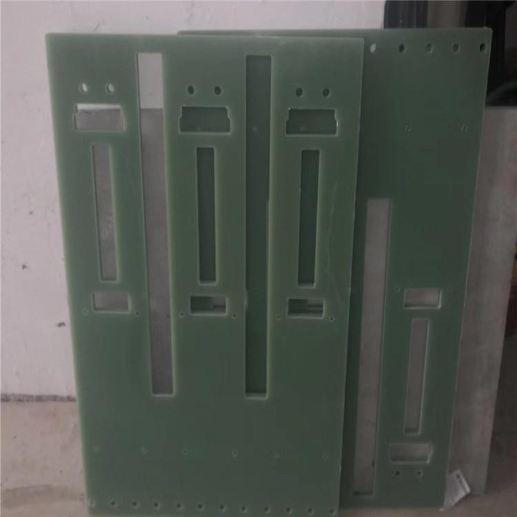 進口黑玻纖板 帶膜玻璃纖維板 進口黑色樹脂板 G10絕緣板零切加工 興隆達廠家批發