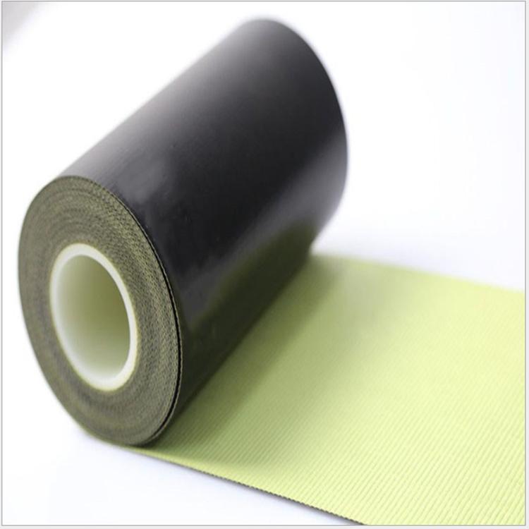 贝尔加 纯特氟龙胶带生产厂家 0.18*10*10 特氟龙胶带价格 制袋机封口机磨隔热胶带 特氟龙粘胶带 机械用工业胶带