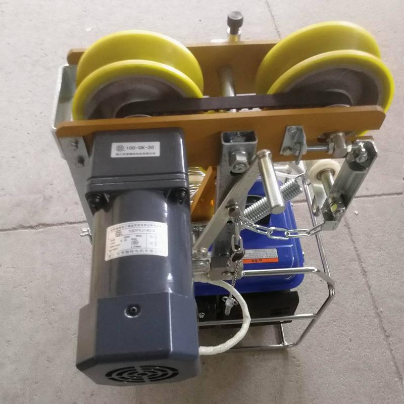 邦捷光纜自走車OPGW配套自走車光纜放線導線現貨供應