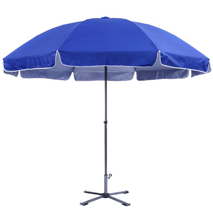 廠家批發定做單邊遮陽傘沙灘傘擺攤遮陽傘防汛物資遮陽傘