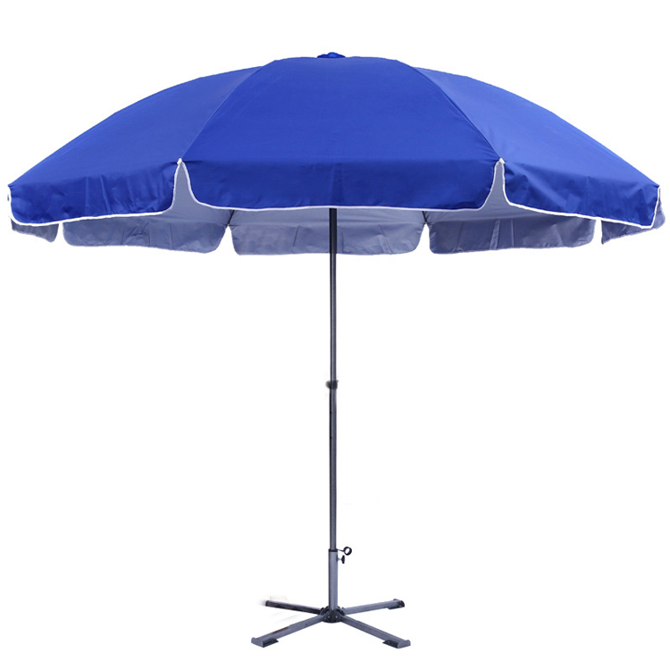 裕華威安廠家批發定做單邊遮陽傘沙灘傘擺攤遮陽傘防汛物資遮陽傘