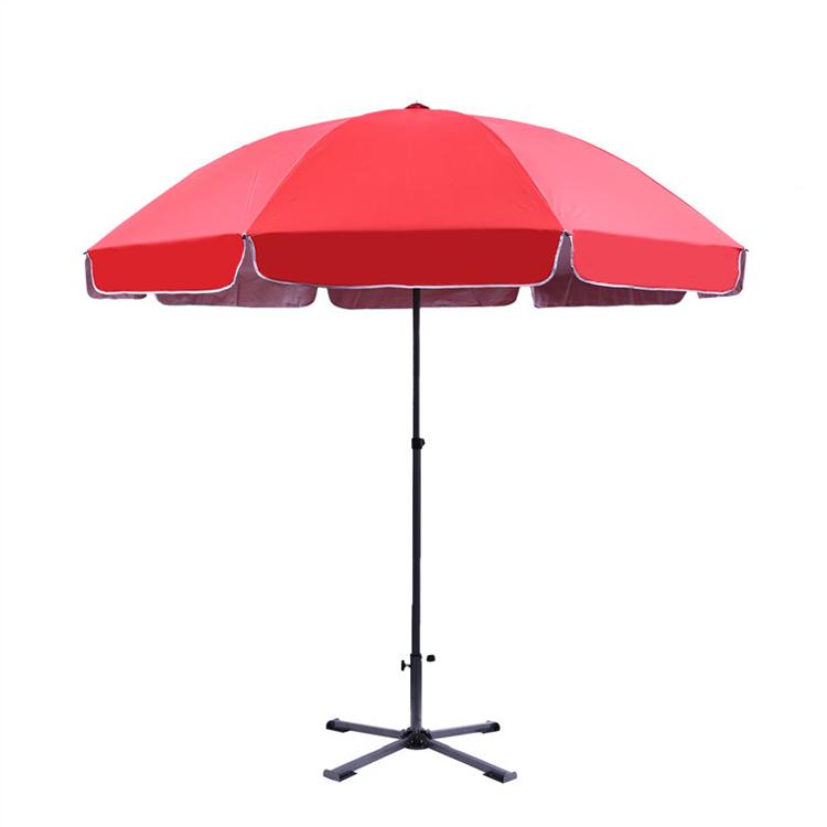 裕華威安360度旋轉單邊遮陽傘防汛儲備物資防水牛津布遮陽傘現貨供應