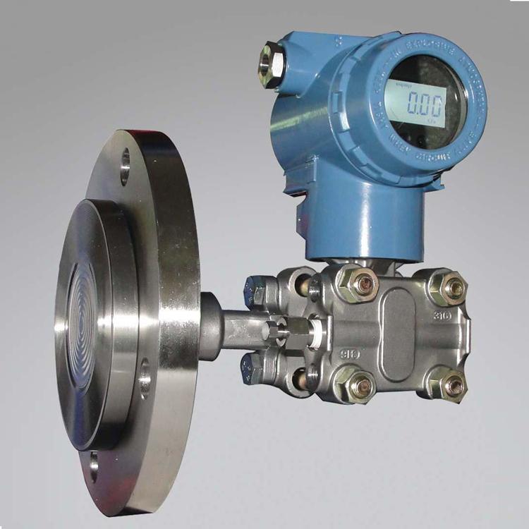 GK型3151單法蘭差壓液位變送器 現場顯示 輸出4-20mA RS485 Hart通訊