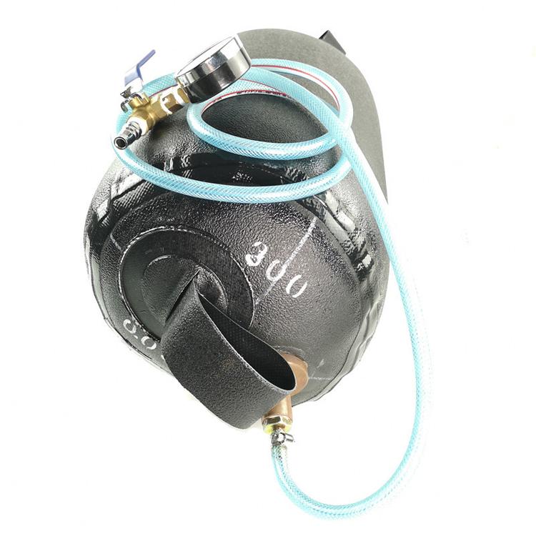 瑋倫 加厚型充氣式橡膠氣囊管道封堵器 提供檢驗報告