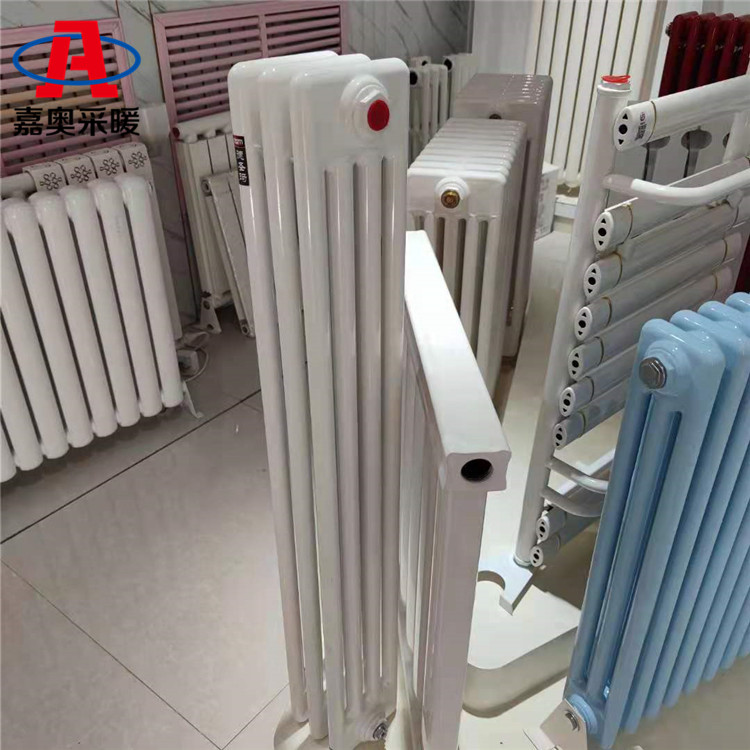 嘉奧 鋼四柱散熱器 家用鋼管四柱散熱器