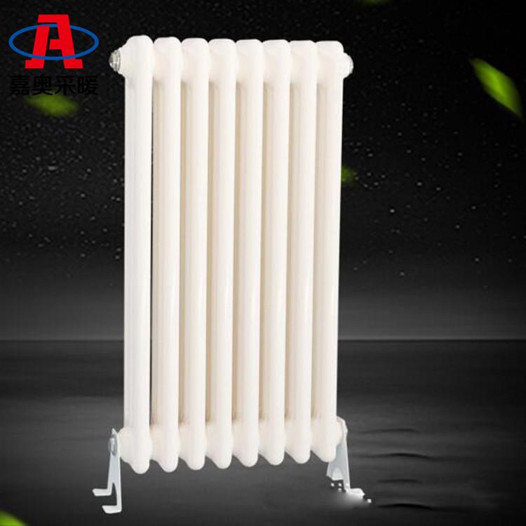 嘉奧 鋼三柱散熱器 廠房專用鋼三柱暖氣片QFGZ306