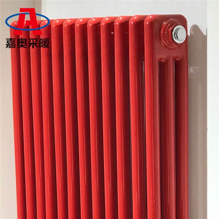 嘉奧 scggz309煤改電鋼三柱暖氣片 鋼三柱暖氣片制作工藝