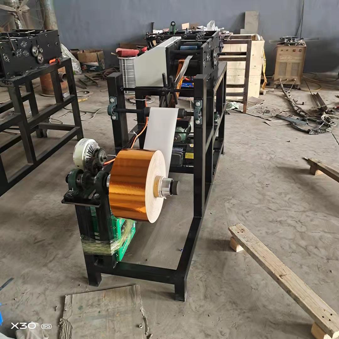豐灣 新型元寶機 自動化數控元寶機 錫箔紙元寶折疊機