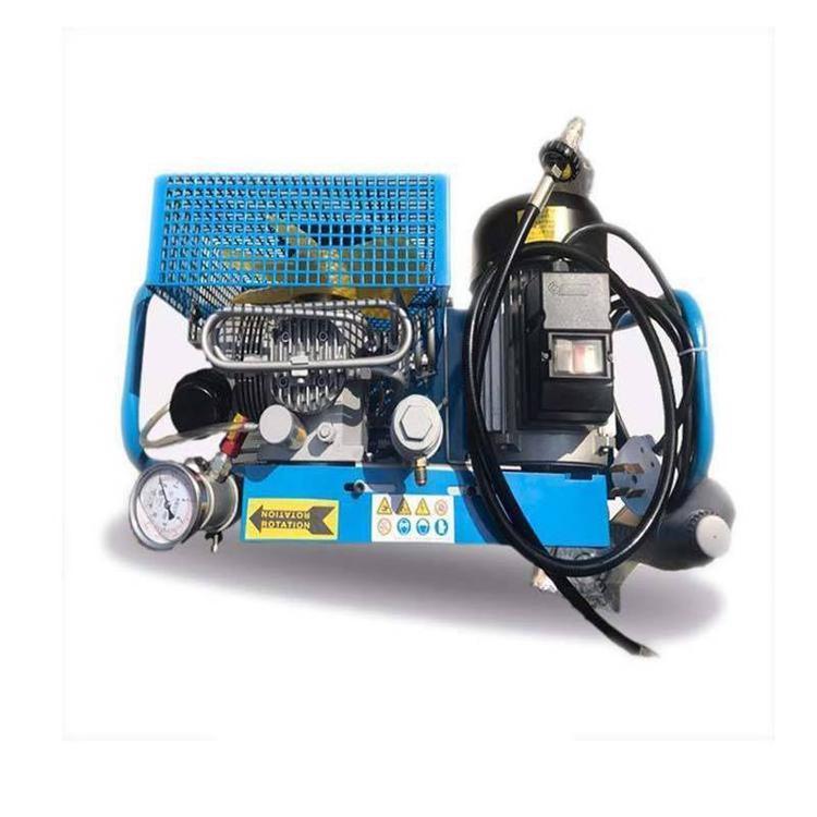 廠家直銷科爾奇MCH13消防呼吸器填充氣泵30mpa正壓空氣呼吸器充氣泵