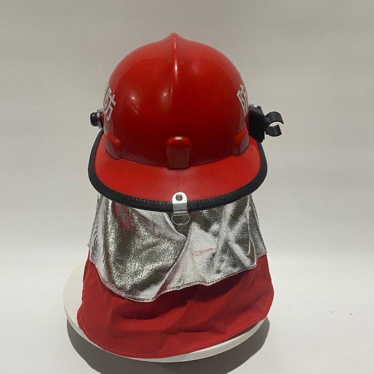 馳庭森林防火頭盔帽防火防煙灰撲火頭盔消防員裝備頭盔 搶險救援頭盔